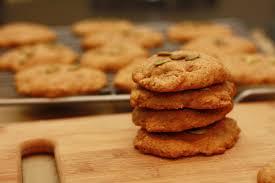 Libbys Soft Pumpkin Cookie Recipe by K U0027s Veg Recipes Persimmon Pumpkin Cookies