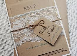 Diy Rustic Wedding Invitations New The Inspiring Collection Of At This
