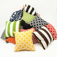 Large Decorative Couch Pillows by Grey Links Large Outdoor Pillow Dfohome
