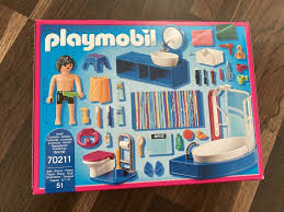 playmobil dollhouse badezimmer 70211 reserviert