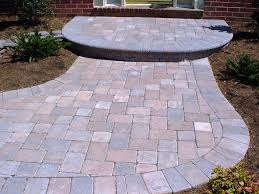 Rubber Paver Tiles Home Depot by Beautiful Home Depot Paving Stones Improvement Design Ideas