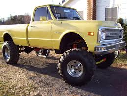 72 Chevy Truck 4×4 Designs | GreatTrucksOnline
