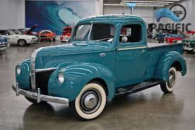 1941 Ford Pickup – Pacific Classics