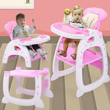 Baby High Chair 3 In 1 Convertible Play Table Seat Booster Toddler Feeding  Tray Safety 1st Adaptable 3position Lweight High Chair Adaptable Reverie 4999 Recline Grow 5stage Feeding Seat Baby With Tray Strong And Durable Plastic For Kidsplastic School Study Chairfeeding Kidsportable Kids 17 Overstock Gear 1stdisney Galaxy Portable Green Soft Dreams Travel Cot Babyhood Pink Safety Portable High Chair Alvffeecom Chairs Preciouslittleone Booster Seats At Kmart Hotels In Copley Square Boston