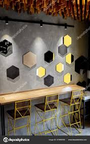 100 Creative Space Design Interior Of Cafe Loft Space Design Wooden Table Concrete Wall