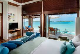 100 Conrad Maldives Underwater Sleep In This Amazing Underwater Hotel Room At The