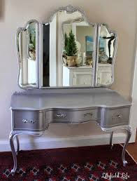 Makeup Vanity Table With Lights And Mirror by Home Decoration Table With Fold Furniture Vintage Vanities For