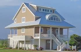 The Waterfront House Designs by Southern Cottages House Plans Waterfront House Plans