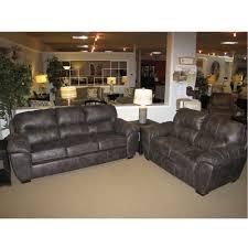 Sofa & Loveseat Set 4453 SL Grant Steel Furniture Factory Direct