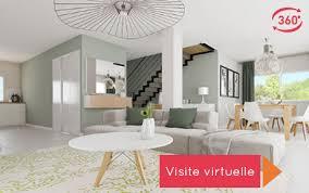 visite virtuelle maison moderne la visite virtuelle chez maisons deltour