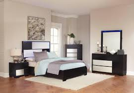 Coaster Curio Cabinet Assembly Instructions by Havering Collection 204781 Modern Contemporary Bedroom Set In A