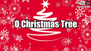 Rockin Around The Christmas Tree Karaoke Miley by O Christmas Tree Lyrics Christmas Song Canción De Navidad Youtube