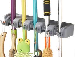 Rubbermaid Shed Tool Hangers by 35 Best Broom Holders Images On Pinterest Broom Holder