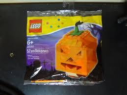 Mcdonalds Halloween Pails Ebay by Lego Polybag U2013 Pumpkin