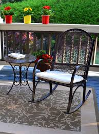 The Garden Rocking Chair 2-Piece Set Maracay Rocking Chair And Side Table Java Wicker Sunnydaze Allweather With Faux Wood Design Outdoor Chairstraditional Style Sherwood Natural Brown Teak Porch Chairs Curved Polyteak Extra Wide Midcentury Modern Samsonite Tubular Steel Polywood Jefferson Sand Patio Rocker Comfort Poly Amish Set Of 2 Seat Cushions Alfric Swivel W Blue Cambridge Fniture Black Palm Harbor