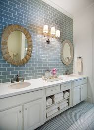 26 Stunning Bathroom Backsplash Ideas | KitchenHolic.org Bathroom Vanity Backsplash Alternatives Creative Decoration Styles And Trends Bath Faucets Great Ideas Tather Eertainments 15 Glass To Spark Your Renovation Fresh Santa Cecilia Granite Backsplashes Sink What Are Some For A Houselogic Tile Designs For 2019 The Shop Transform With Peel Stick Tiles Mosaic Pictures Tips From Hgtv 42 Lovely Diy Home Interior Decorating 1