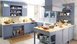 landhaus einbauküche systema 6035 achatblau küchenquelle