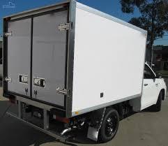 100 Freezer Truck 2018 Toyota Hilux Auto New Trucksalescomau