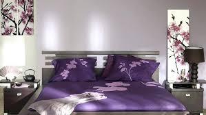 chambre gris et violet deco chambre gris et mauve deco violet et gris deco chambre