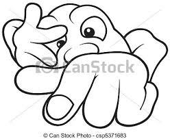 Hand And Nail Vector