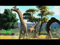 ZOO TYCOON THE ANIMALS EP 2 West African Giraffe
