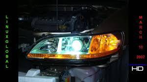 2002 honda accord hid headlight retrofit
