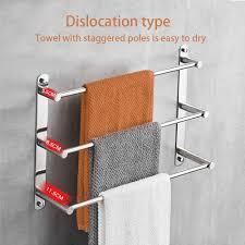 30 cm wand bad handtuchhalter 304 edelstahl handtuchstange
