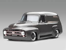 100 1955 Ford Panel Truck 2003 FR100 Concept SuperCarsnet