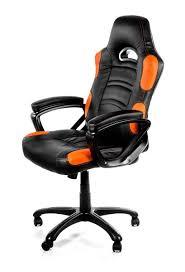 Arozzi Enzo Gaming Chair - Orange #WRGamers #AROZZI #ENZO ...
