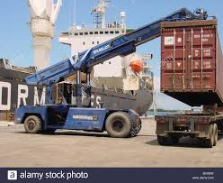 100 Harbor Freight Truck Crane Harbor Port Container Crane Ship TRUCK Freight Harbor Cargo