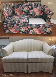 Camel Back Sofa Cover by Laudable Design Sofa Foam Replacement Everett Wa Excellent