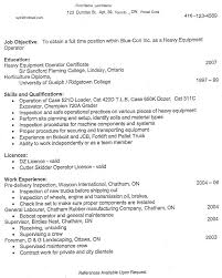 Resume Job Examples College Graduate