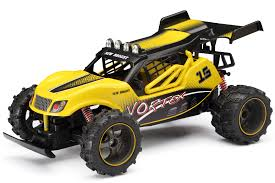 100 New Bright Rc Truck RC Baja Buggy Vortex Yellow Industrial Co