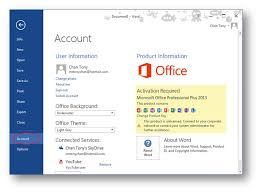 New Features Changes in Microsoft fice 2013