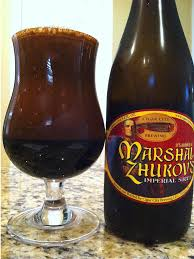 Weyerbacher Imperial Pumpkin Stout by Daily Beer Review Marshal Zhukov U0027s Imperial Stout