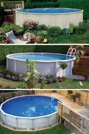 40 Uniquely Awesome Above Ground Pools With Decks Cool 70 Intex Above Ground Pool Landscaping Ideas Inspiration Of Backyard Oasis Ideas Above Ground Pool Backyard Oasis Swimming Delightful Design And Around Pools Round Designs With Fire Pit Hot Image White Spa Picture Amazing Decoration Kits For Your Idea Simple Garden Full Size Exterior Aboveground Decks Hgtv