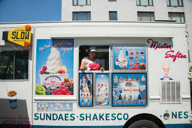 100 Icecream Truck Mister Softee Has Team Spying On Rival Ice Cream Truck