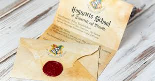 Make Your Own Free Printable And Customizable Hogwarts Letter