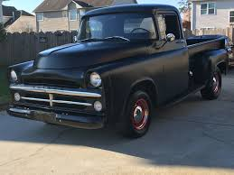 1957 Dodge D100 V8 4 Speed Mopar Forums 1957 Dodge Pickup ...