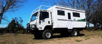 SLR SLRV Adventurer 4x4 Expedition Vehicle 4x4 Motorhome - Isuzu NPS300