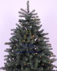 Nordmann Fir Christmas Trees Wholesale by Artificial Christmas Tree Hawaii Deluxe With Led Lights Fast