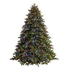 9 Foot Pre Lit Christmas Tree Target