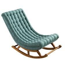 Amazon.com: HENRYY Nordic Simple Rocking Chair Recliner ...