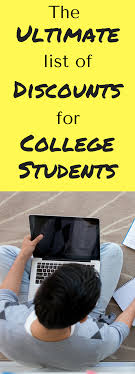 The BEST College Student Discounts (2018) Shelby Store Coupon Code Aquarium Clementon Nj Start Fitness Discount 2018 Print Discount National Geographic Hostile Planet White Unisex Tshirt Online Coupons Sticky Jewelry Free Shipping How It Works Blue365 Deals Fitness Smith Machine Dark Iron Free Massages Nationwide From Hydromassage And Beachbody Coupons Promo Codes 2019 Groupon