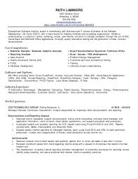 Sharepoint Business Analyst Resume Makeover For