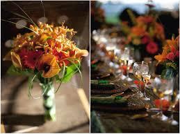 Rustic Fall Wedding Decor