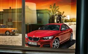 BMW 2 Series Coupe – Rentax