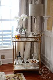 200 Best Bar Carts Images On Pinterest | Bar Cart Decor, Bar Cart ... This Trolystyle Cart On Brassaccented Casters Is Great As A Fniture Charming Big Lots Kitchen Chairs Cart Review Brown And Tristan Bar Pottery Barn Au Highquality 3d Models For Interior Design Ingreendecor Best 25 Farmhouse Bar Carts Ideas Pinterest Window Coffee Portable Home Have You Seen The New Ken Fulk Stuff At Carrie D Sonoma For Versatile Placement In Your Room Midcentury West Elm 54 Best Bars Carts Images The Jungalow Instagram We Love Good