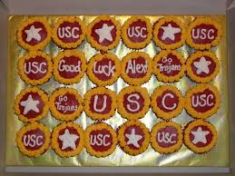 USC Cupcakes  Cuppie Cakes