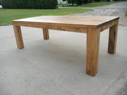 table en bois de cuisine table de cuisine bois table de cuisine en bois fabriquer une table